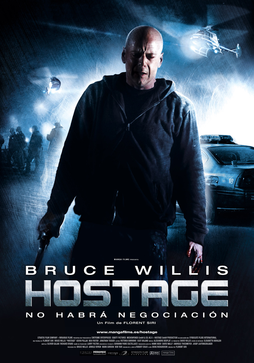 Hostage 2005 Hindi Dubbed