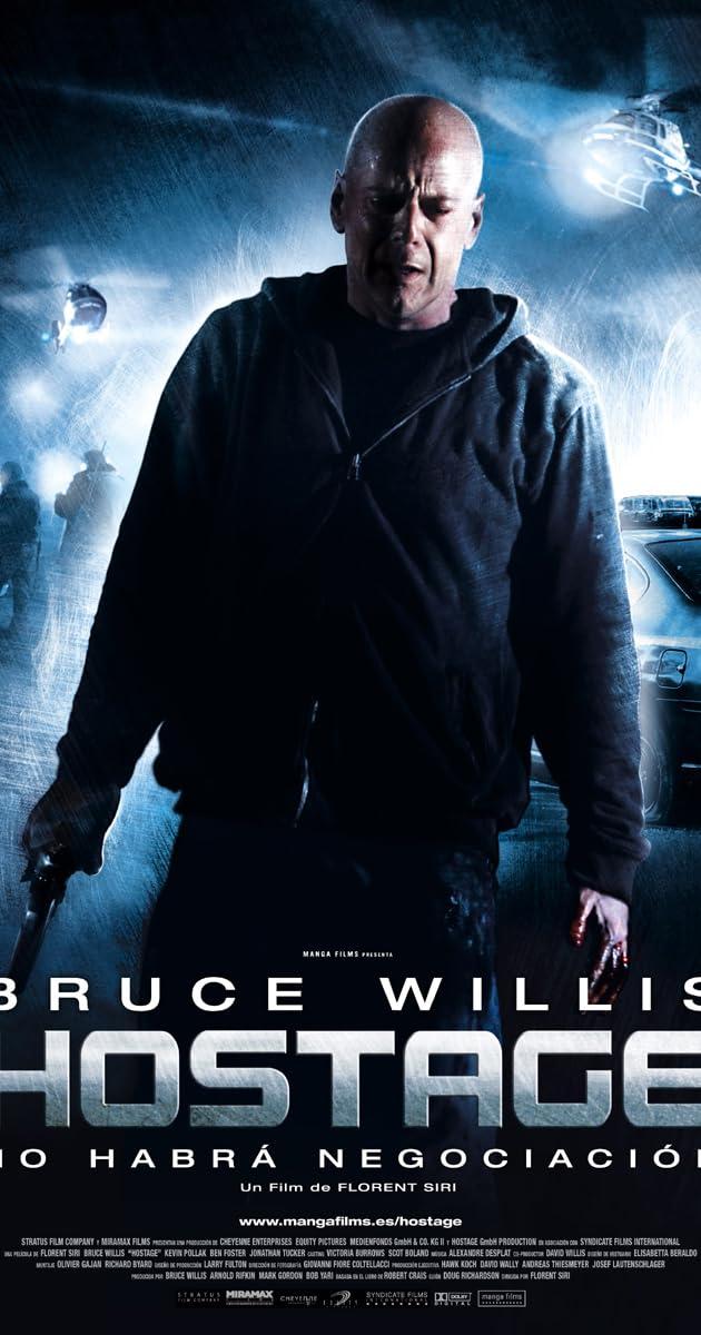 Įkaitas / Hostage (2005) Online