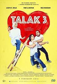 Talak 3 Poster