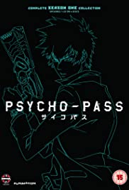 Psycho-Pass Poster - TV Show Forum, Cast, Reviews