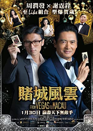The Man from Macau (2014)