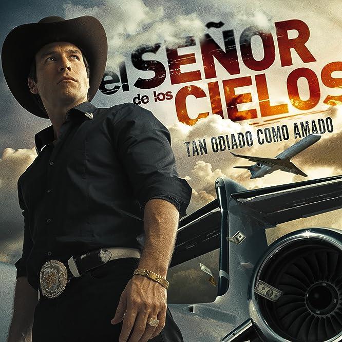 Rafael Amaya in El Señor de los Cielos (2013)