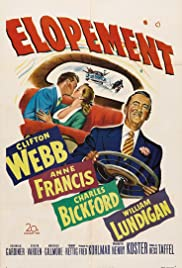 Elopement (1951) Poster - Movie Forum, Cast, Reviews