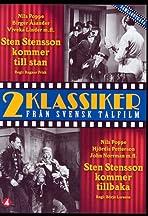 Sten Stensson kommer tillbaka