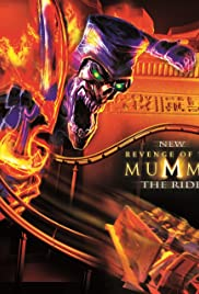 Revenge of the Mummy: The Ride Poster