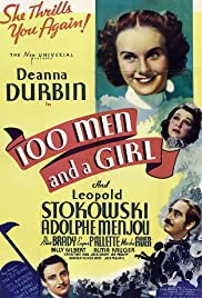 One Hundred Men and a Girl (1937) Poster - Movie Forum, Cast, Reviews