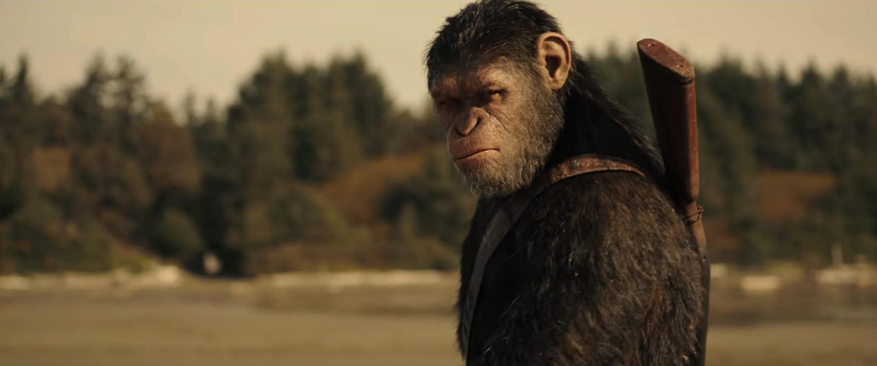 Andy Serkis protagonista de cesar en planeta de los simios