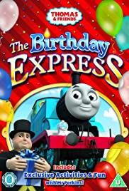 Thomas & Friends: The Birthday Express Poster