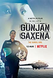 Gunjan Saxena: The Kargil Girl (2020) poster