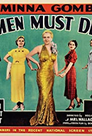 Women Must Dress Poster