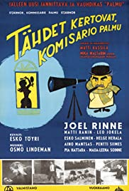 It Is Written in the Stars, Inspector Palmu Poster