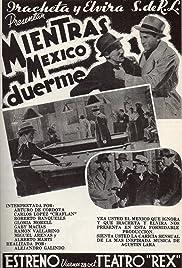 While Mexico Sleeps Poster
