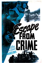 Escape from Crime (1942) Poster - Movie Forum, Cast, Reviews