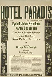 Hotel Paradis Poster