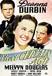 That Certain Age Poster