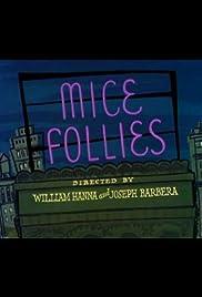 Mice Follies Poster