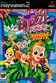 BUZZ! Junior: Jungle Party Poster