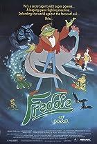 Image of Freddie as F.R.O.7.