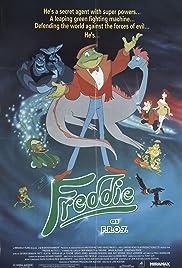 Freddie as F.R.O.7.(1992) Poster - Movie Forum, Cast, Reviews