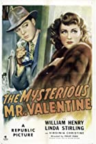 Image of The Mysterious Mr. Valentine