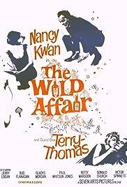 The Wild Affair Poster