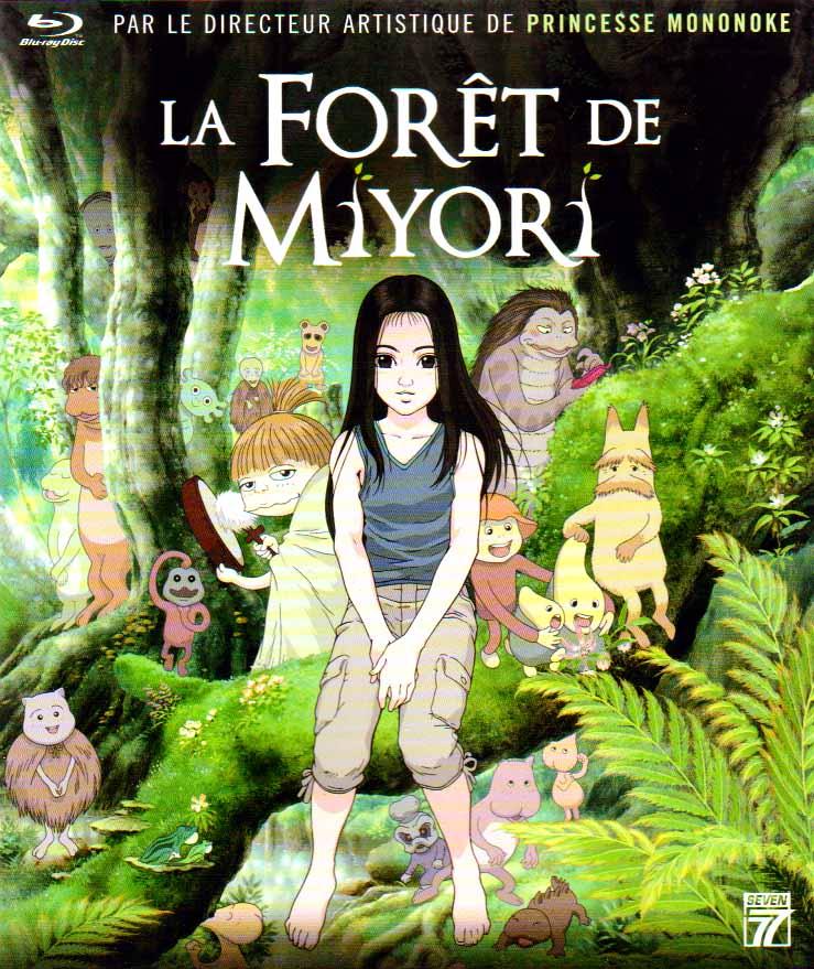 Miyori e a Floresta Mágica Legendado