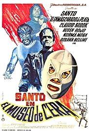 Santo en el museo de cera(1963) Poster - Movie Forum, Cast, Reviews