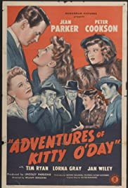 Adventures of Kitty O'Day Poster