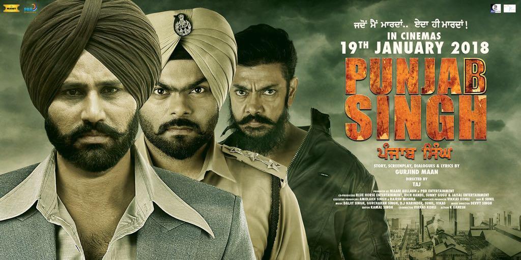 Punjab Singh Torrent Download HD Movie 2018