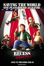 Recess: School's Out (English)