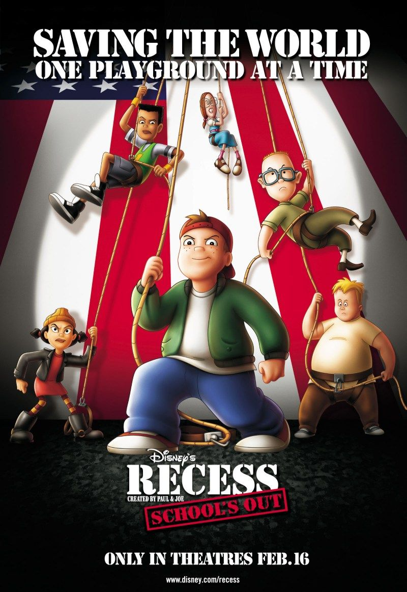 Recess: School's Out Watch Full Movie Free Online
