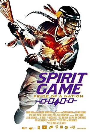Spirit Game: Pride of a Nation Poster
