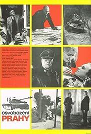 Osvobození Prahy Poster