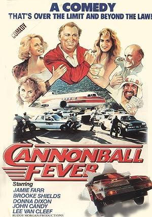 Los locos del Cannonball 3 (1989)