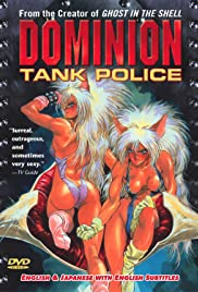 Dominion Tank Police (1988) Poster - Movie Forum, Cast, Reviews