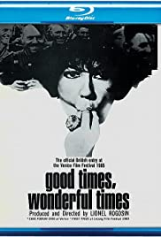 Good Times, Wonderful Times Poster