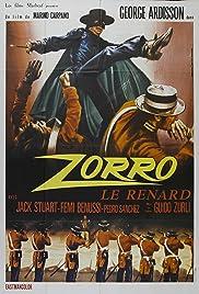 Zorro the Fox Poster