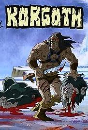 Korgoth of Barbaria Poster