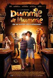 Dummie de Mummie en de tombe van Achnetoet Poster