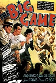 The Big Game Poster