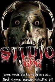 Studio 666 Poster