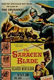 The Saracen Blade Poster