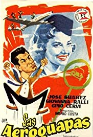 Le belle dell'aria Poster