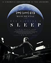 Max Richter's Sleep (2019) poster