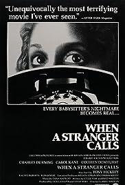 When a Stranger Calls(1979) Poster - Movie Forum, Cast, Reviews