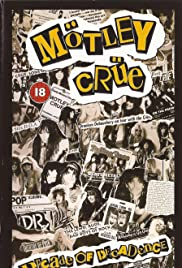 Mötley Crüe: Decade of Decadence '81-'91 Poster