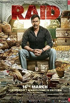 Ajay Devgn in Raid (2018)