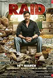 Raid Hindi Movie 2018