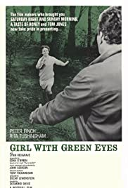 Girl with Green Eyes (1964) Poster - Movie Forum, Cast, Reviews
