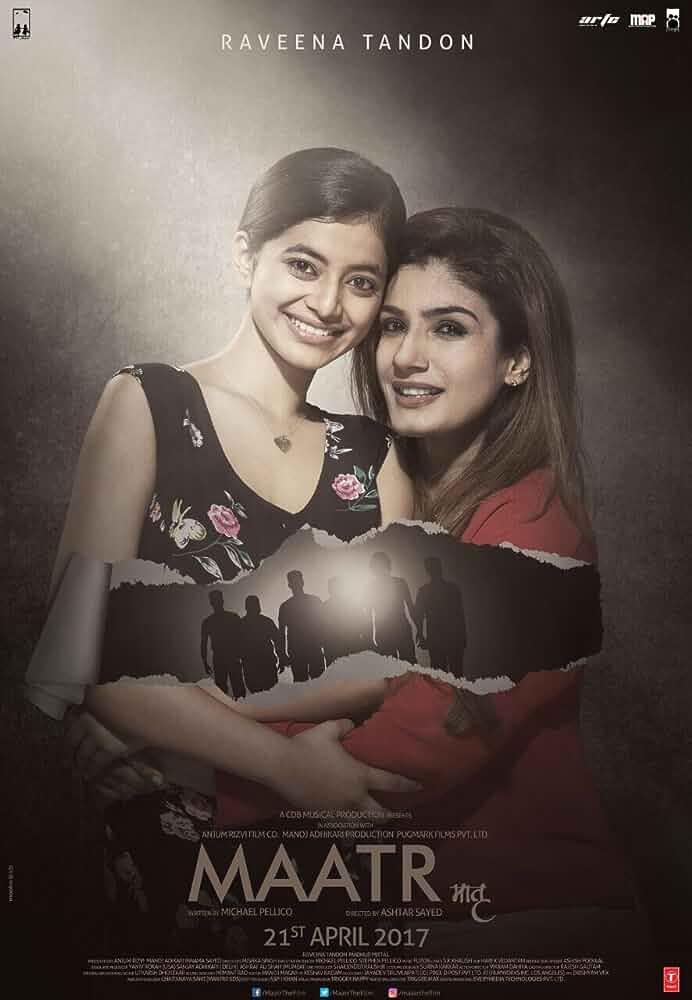 Maatr (2017) Full Movie Hindi 720p HDRip Free Download 700MB